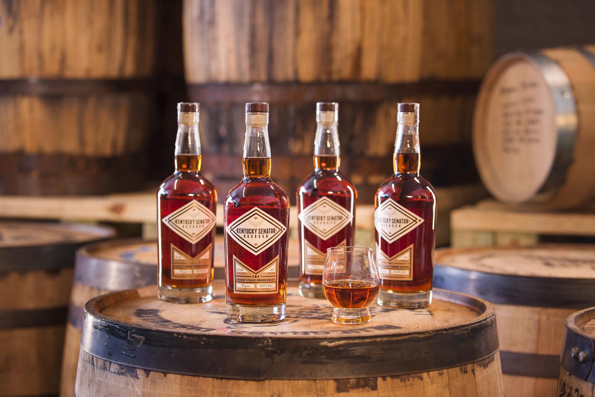 Kentucky Senator Bourbon